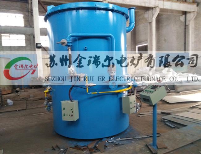 燃气式井式炉