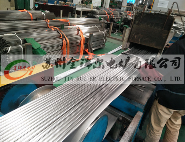 Steel strip furnace (stainless steel tube annealing furnace)